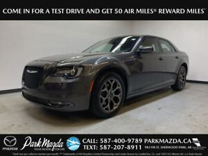 2018 Chrysler 300S AWD - Remote Start, Backup Cam, Heated Front