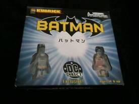 KUBRICK BATMAN DC BOX SET BRAND NEW