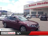 2013 Honda Accord Sport, One owner, Service records