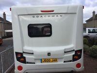 Coachman Vision 380/2 2 berth touring caravan for sale