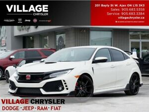 2017 Honda Civic Type R Touring|Accident Free
