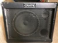 Crate Taxi Amplifier
