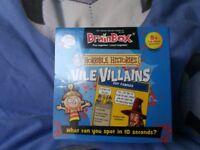Brain box game horrible histories