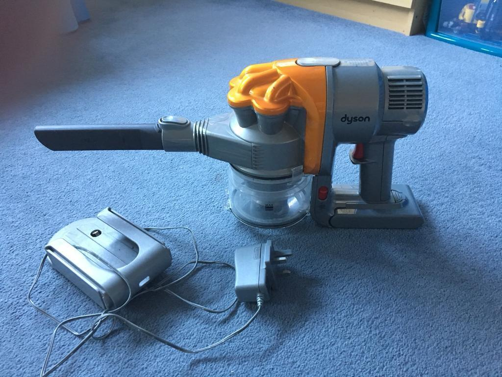 dyson dc16 handheld vacuum in forfar angus gumtree. Black Bedroom Furniture Sets. Home Design Ideas