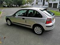 Rover 25. (12 months M.O.T)