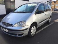 Ford galaxy 1.9 tdi lx 6 speed 7 seater