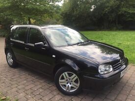 LOW MILES 2003 Volkswagen Golf 1.9 TDI PD Match 5dr