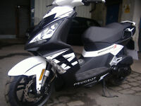 Peugeot Speedfight 3. 50cc 2015