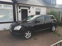 NISSAN QASHQAI FOR SALE!! 1 YEARS MOT!!