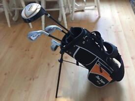 Ben Sayers age 5-8 golf clubs