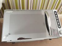 Microwave oven 800w Sanyo