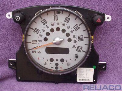 BMW Mini R50 Mk1 Cooper One Speedo Clocks Instrument Cluster Dials Gauge 6928883