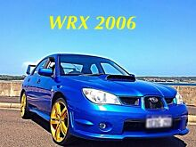 Subaru WRX BARGAIN!!!!! Botany Botany Bay Area Preview