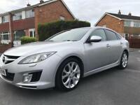 Mazda 6 2.0D sport 2008 5 door 6 speed