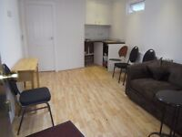 Ground Own Entrance 1 Bed Flat OpenKitchenDiningSitting ShowerWC IncludesBills VeryNearTubeShopsPark