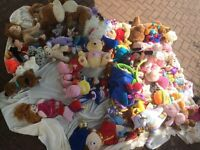 Selection of Childrens toys, soft toys and games