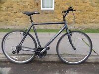Ridgeback Large Frame Hybrid Bike
