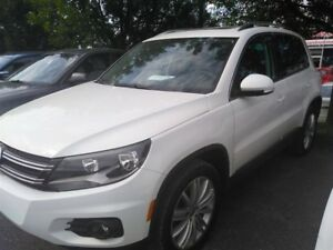 2016 Volkswagen Tiguan HIGHLINE, 4 MOTION, TOIT PANORAMIQUE