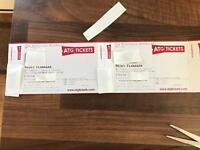 2 x Micky Flanagan tickets Edinburgh Playhouse