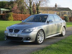 BMW 5 Series 3.0 530d M Sport 4dr