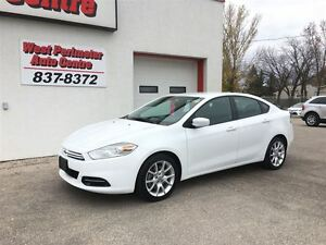 2013 Dodge Dart SXT **Great fuel economy in style**