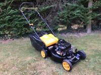 Petrol Lawnmower Serviced & Sharpened