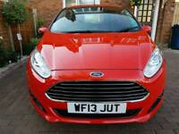 2013 FORD FIESTA ZTEC 1.0 Petrol, 36k Miles only, Top Spec, Free Road tax, Immaculate Condition