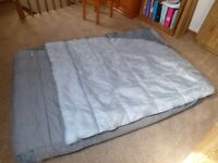 2b2a2c4fa92 Double Air Bed with Sleeping bag- Ready Bed and pump