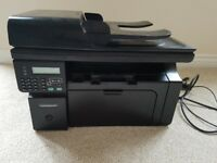 laserjet M1212nf MFP Printer/scanner/ fax/photocopier