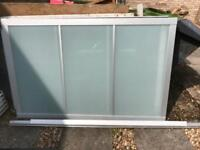Ikea Sliding wardrobe doors for free to be collected asap