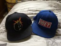 The Hundreds/ Obey SnapBack
