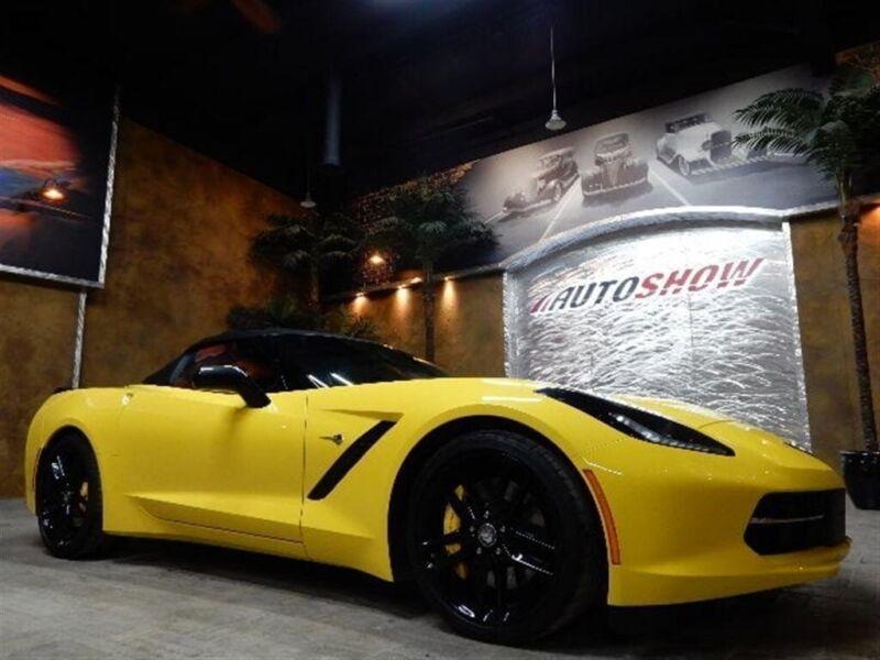 Image 7 Coche Americano usado Chevrolet Corvette 2016