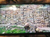 London reclaimed yellow stock bricks and multi stock and red bricks