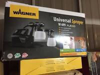 Wagner universal paint sprayer