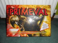PRIMEVAL ELECTRONIC BOARD GAME