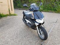 Gilera Runner VX 210cc reg. as 124cc Very Good Condition Learner Legal ,Top Speed 78mph