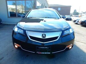 2012 Acura TL PREMIUM | LEATHER.ROOF | ONE OWNER | LEASE RETURN Kitchener / Waterloo Kitchener Area image 2