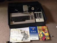 Commodore 64 Console boxed with LOADS of games