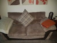Dfs 3 and 2 seater sofa. Good Condition