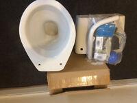 low level toilet brand new