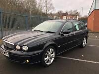 Jaguar x type sovereign 2.2d 2008