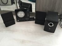 Stereo , for iPod, usb, memory card, cd and aux