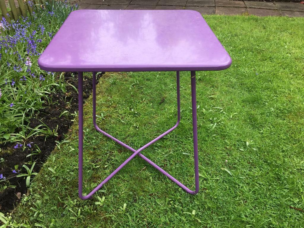 Famous Purple Garden Furniture Images - Landscaping Ideas for ...