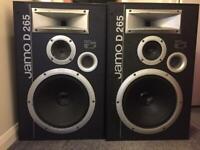 Jamo D 265 Speakers x 2