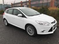 ***FORD FOCUS 2.0 TDCI TITANIUM X FULL SERVICE HISTORY+1 OWNER+SATNAV+BLUETOOTH+FULLY LOADED***£3995