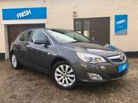 Vauxhall Astra 2.0 Elite CDTI 5dr Auto 2011 - 12 Months MOT upon sale