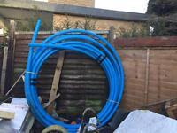 50mm water main pipe