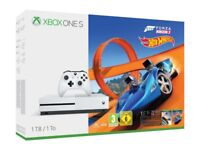 XBOX ONE S 1TB Console - Forza Horizon 3 Hot Wheels Bundle (Xbox One)