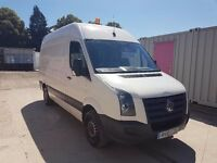 VOLKSWAGEN CRAFTER 35 BLUE TDI 136 MWB 2010REG FOR SALE