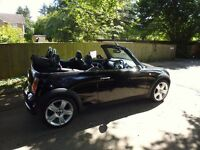 Mini Convertible Sports Pack